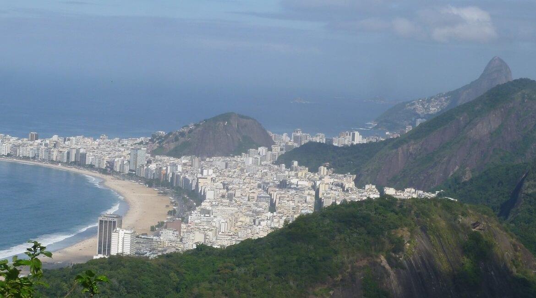 Porque é que quem nasce no Rio de Janeiro é carioca?