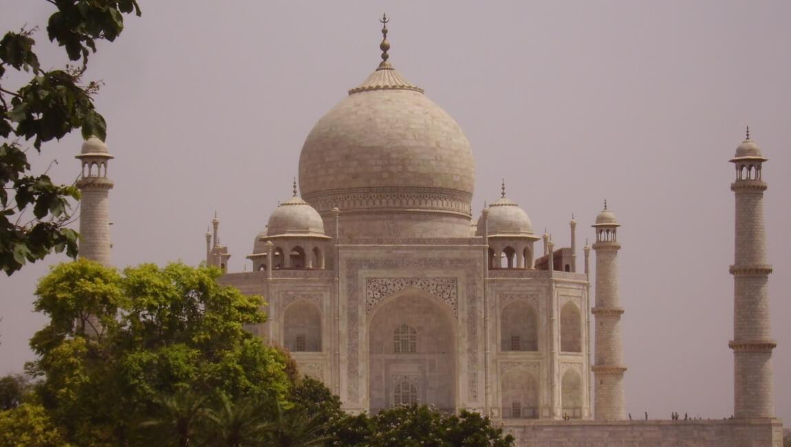 A história de amor do Taj Mahal