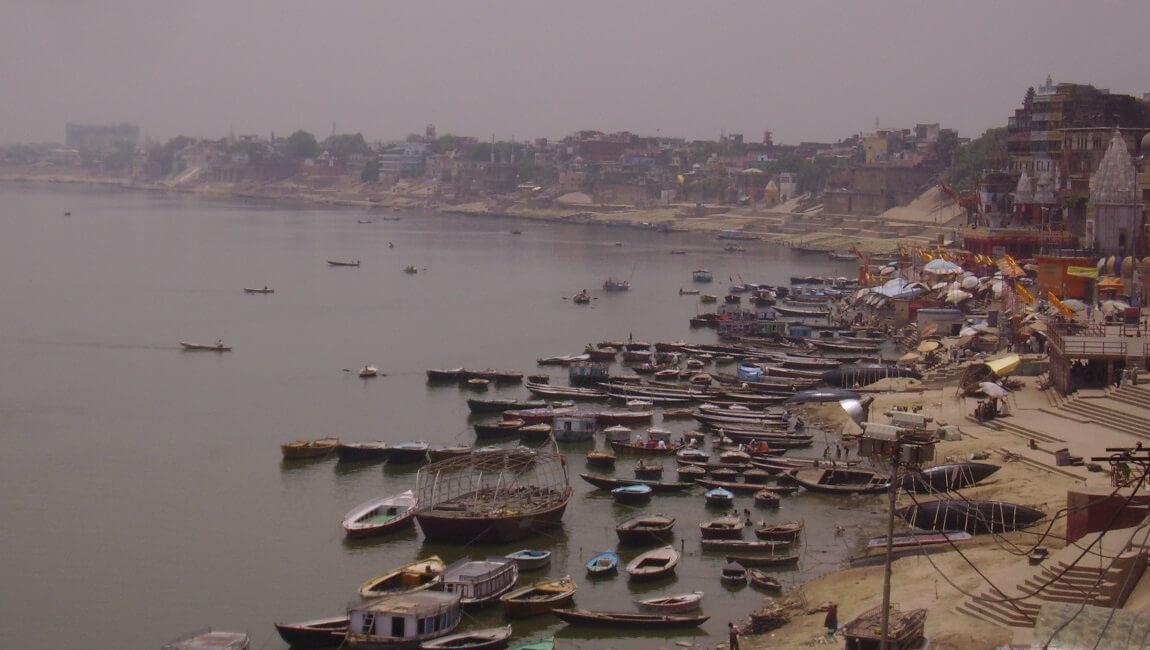 Varanasi, a cidade sagrada da Índia