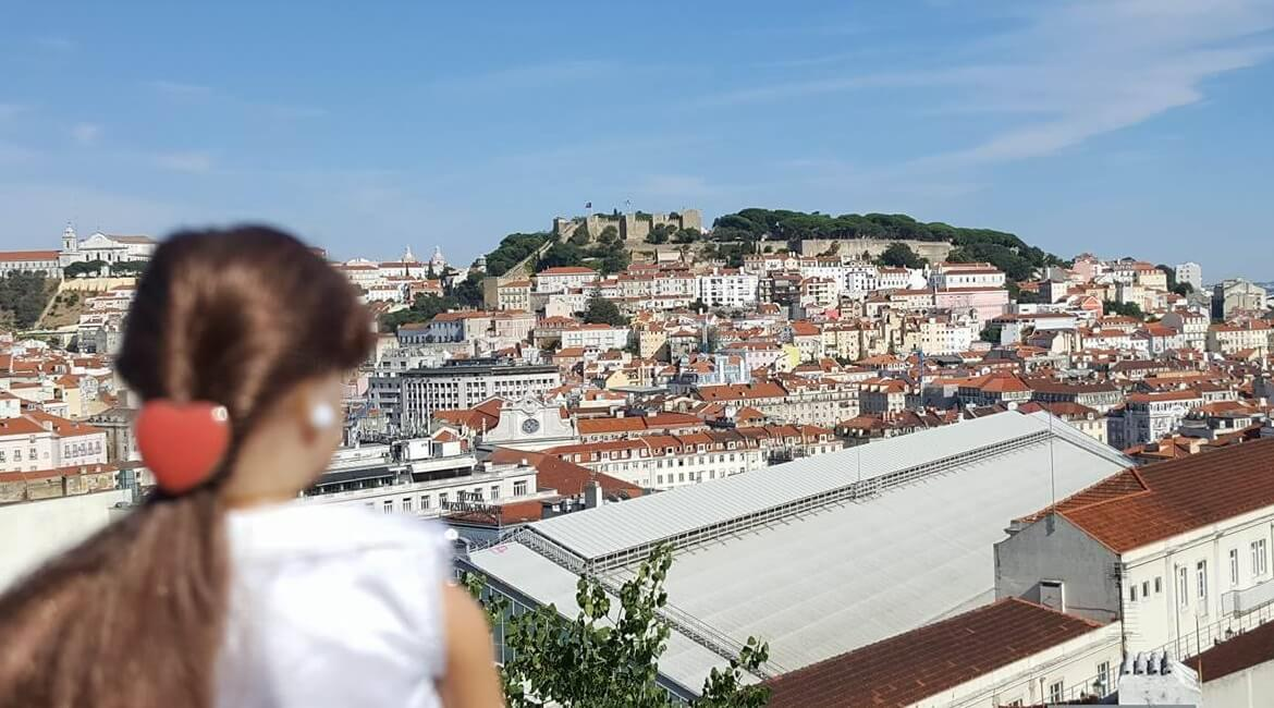 Get to know the Castelo de São Jorge in Lisbon - Wandering Life