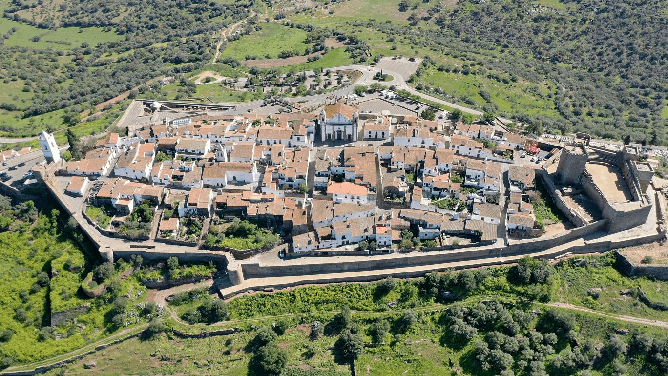 A vila medieval de Monsaraz