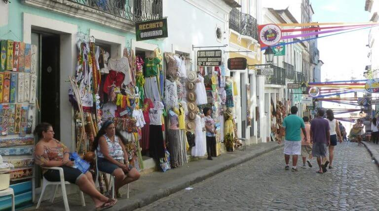 Get to know a litle better the Pelourinho in Salvador - Wandering Life