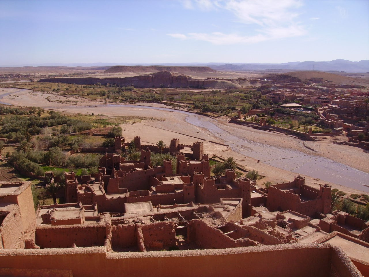 The fascinating ksar of Ait Benhaddou - Wandering Life