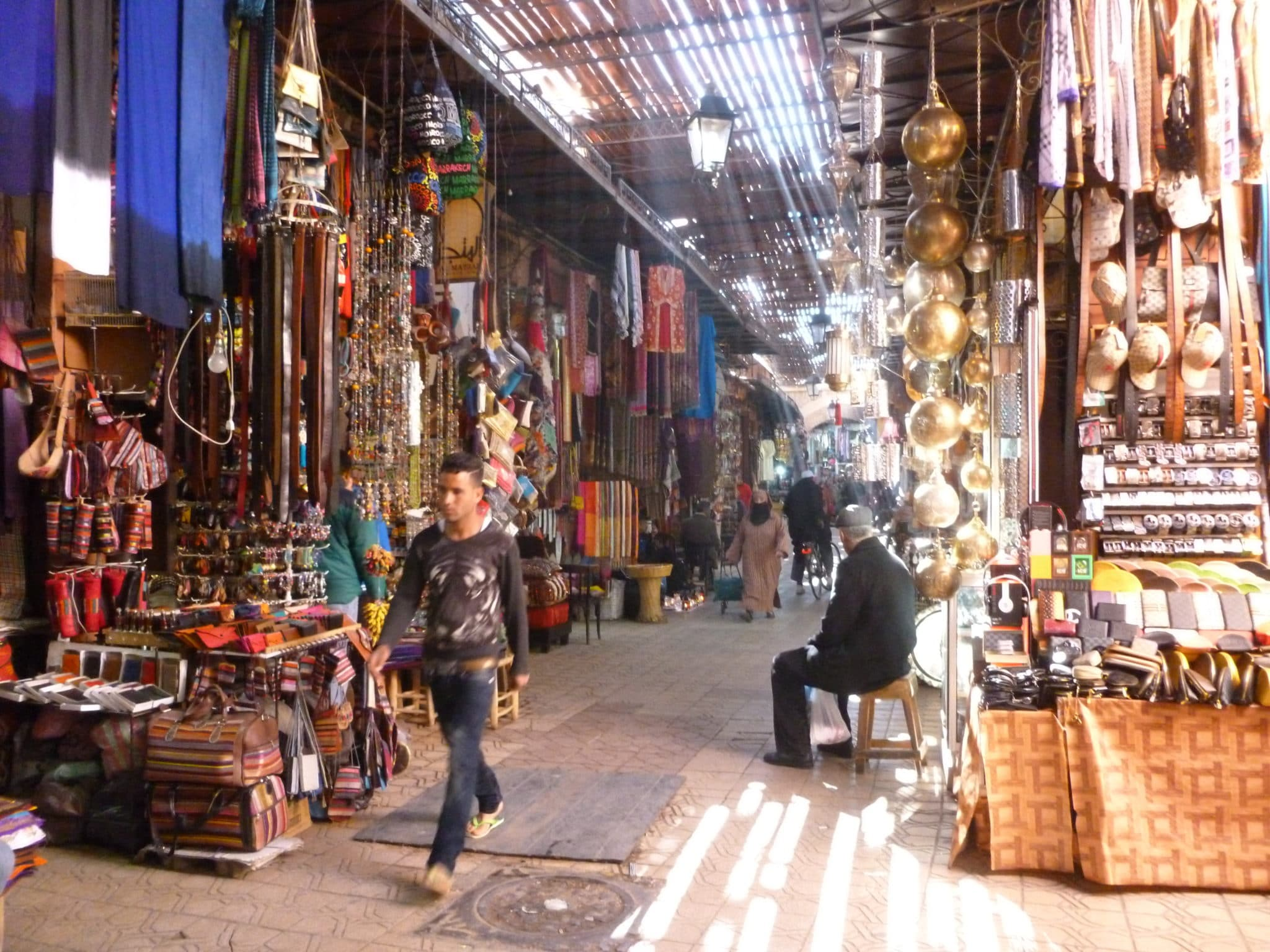 Let's get to know a Moroccan medina - Wandering Life