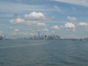 How the island of Manhattan organizes itself - Wandering Life