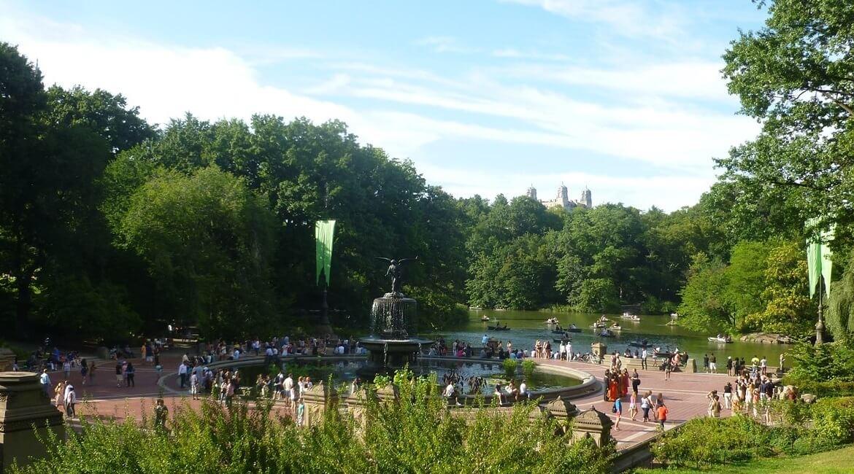 O Central Park de Nova Iorque