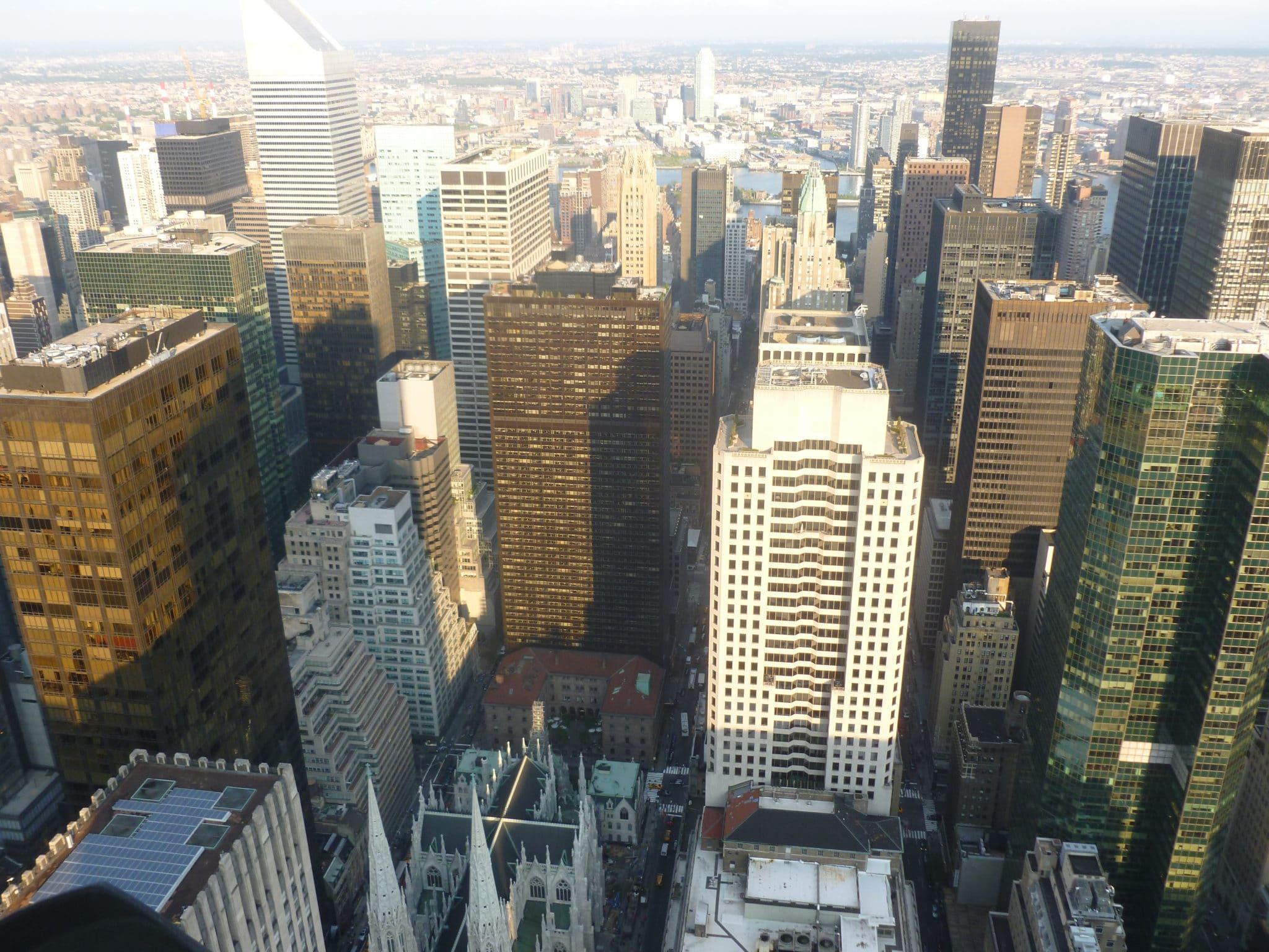 Organização de Manhattan – Nova Iorque