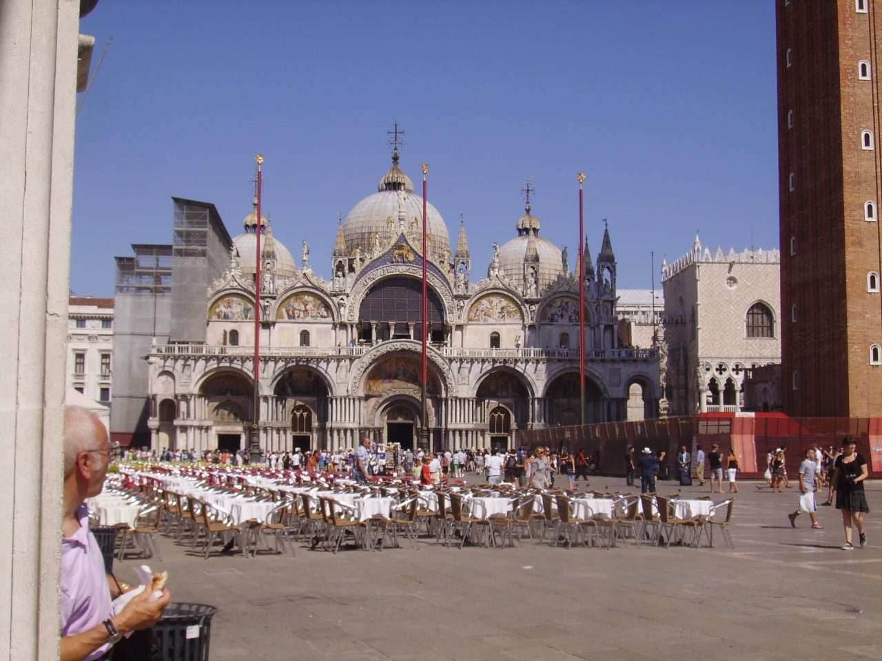 Do you know the history of St. Mark's Basilica? - Wandering Life