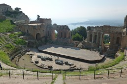 Let's get to know the famous Taormina theater? - Wandering Life
