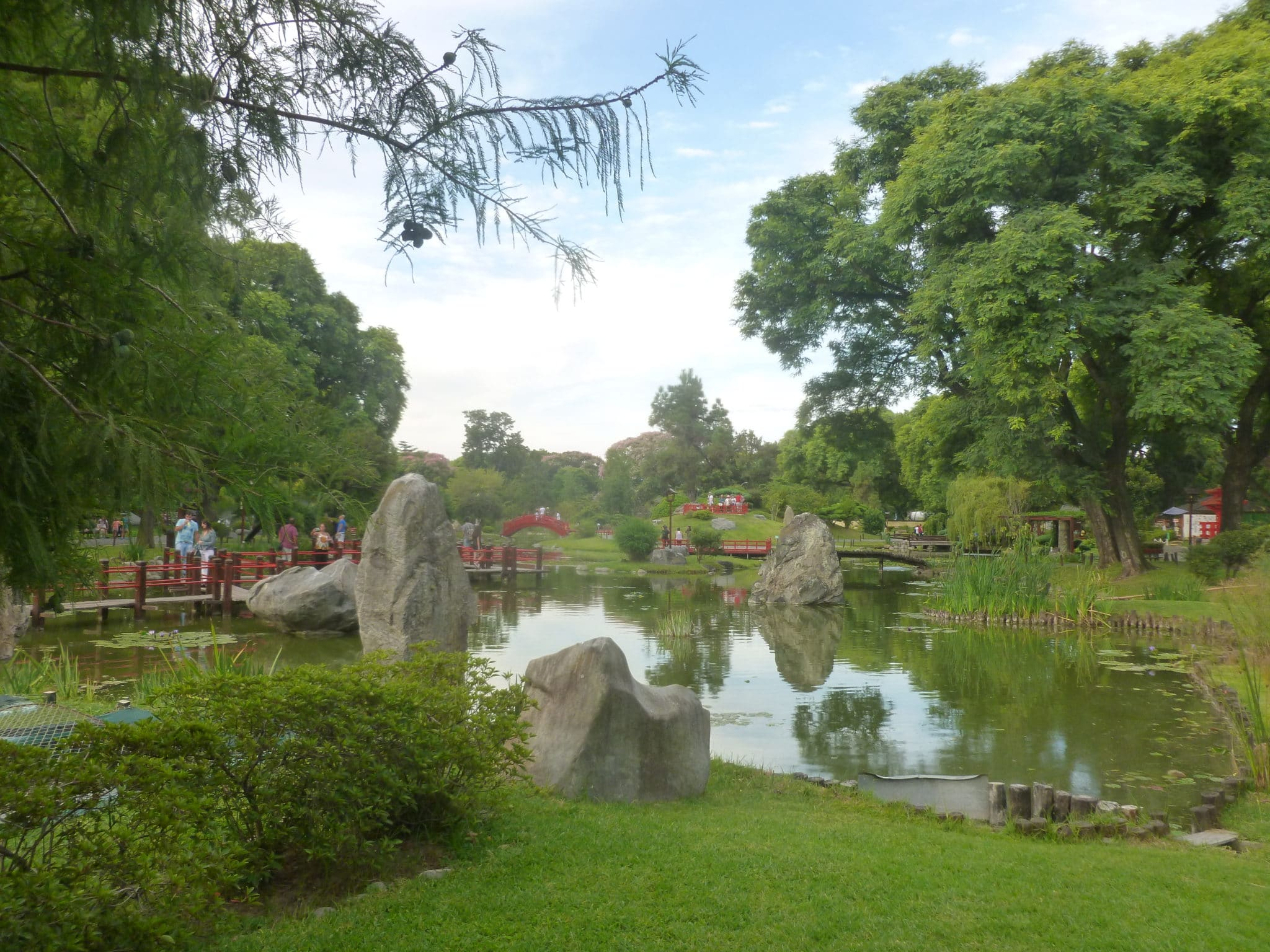 Let's get to know the Palermo Woods of Buenos Aires? - Wandering Life
