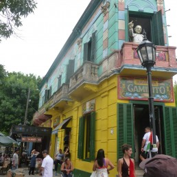 Get to know the La Boca neighborhood of Buenos Aires - Wandering Life