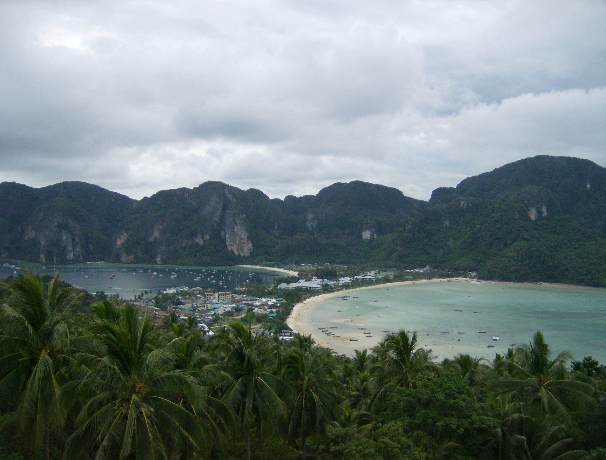 The famous Phi Phi Islands in Thailand - Wandering Life