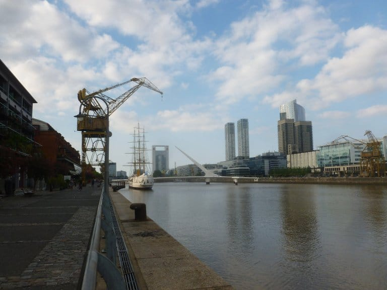 The neighborhood of Puerto Madero in Buenos Aires - Wandering Life