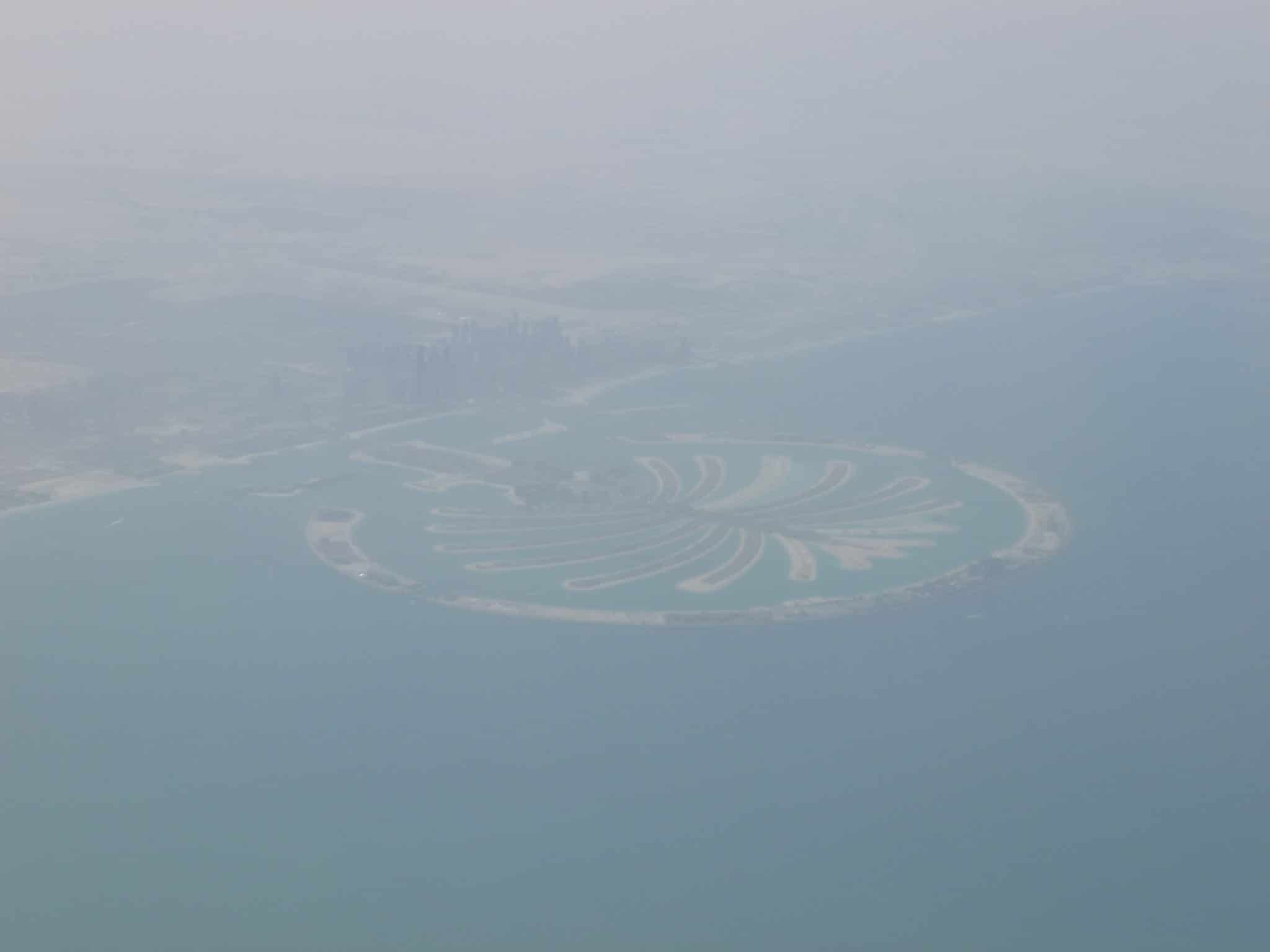 Discover more the palm shaped islands of Dubai- Wandering Life