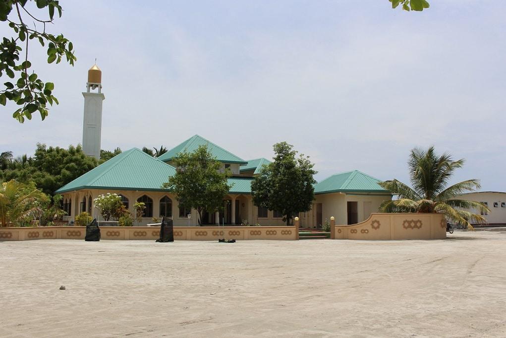 Mesquita da ilha de Ukulhas