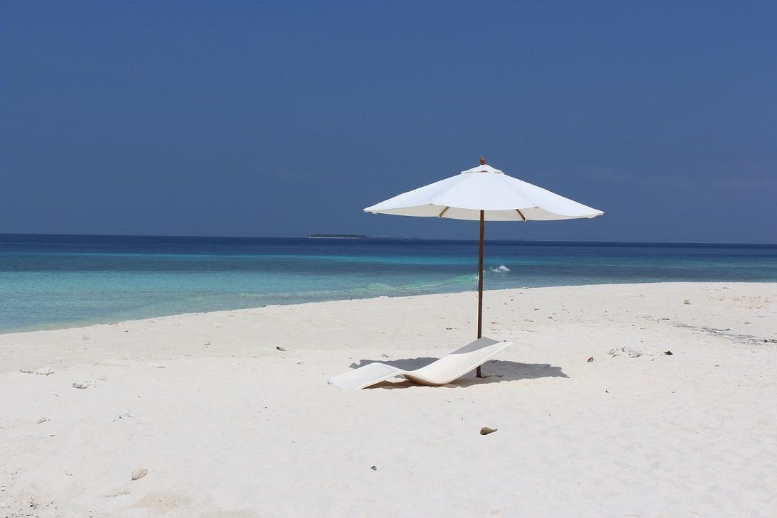 Ukulhas, uma verdadeira ilha das Maldivas