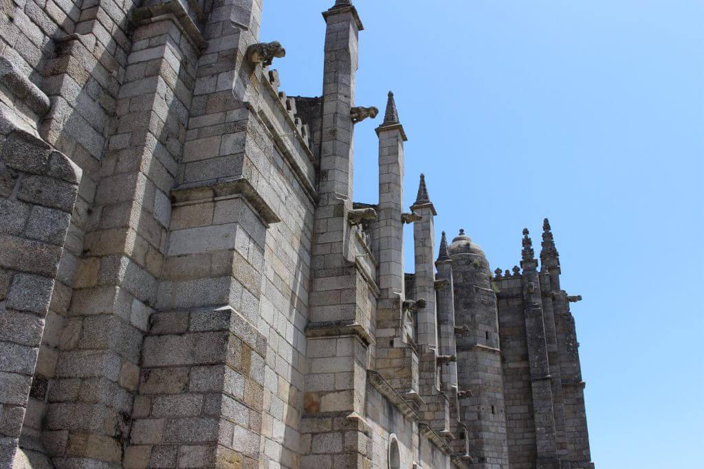 A Guarda e a Sé Catedral