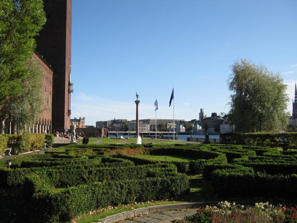 O que ver na Câmara Muncipal de Estocolmo