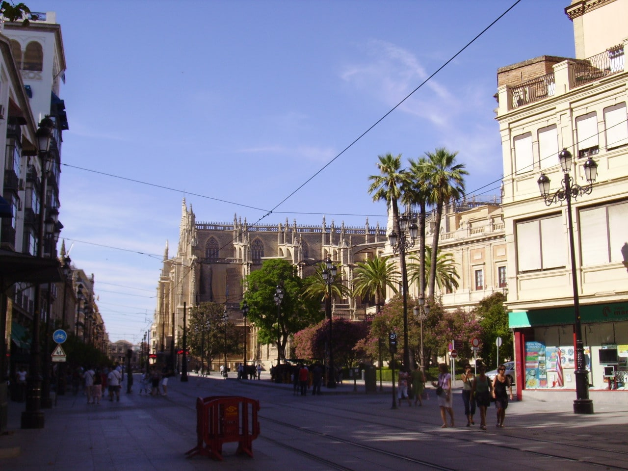 Seven reasons to visit the Cathedral of Seville - Wandering Life