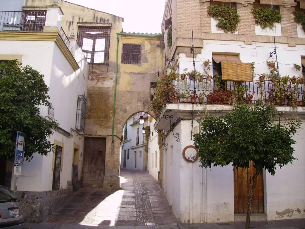 A street in Cordoba, Spain