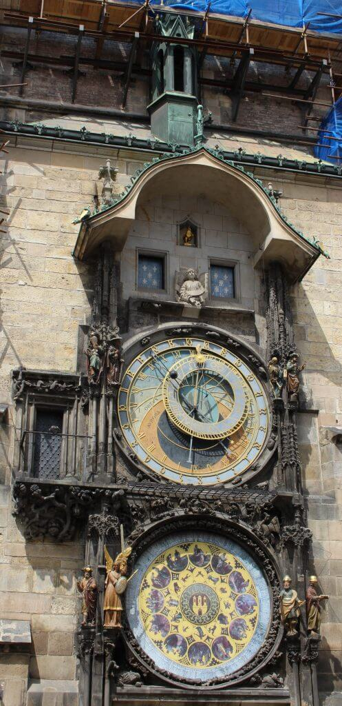 Tudo sobre o relógio astronómico de Praga