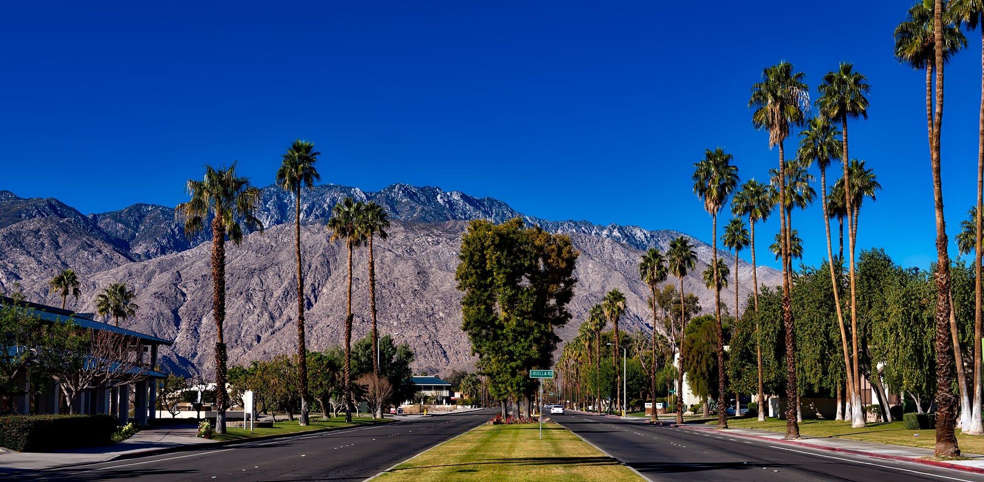 O que ver em Palm Springs