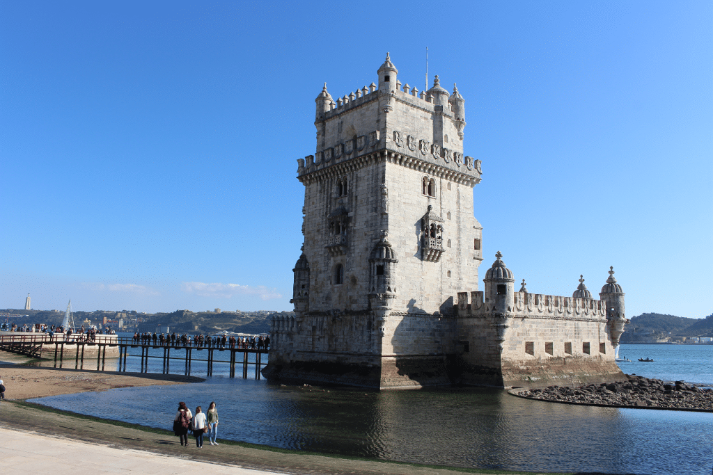 Tower of (São Vicente) Belém, Portugal