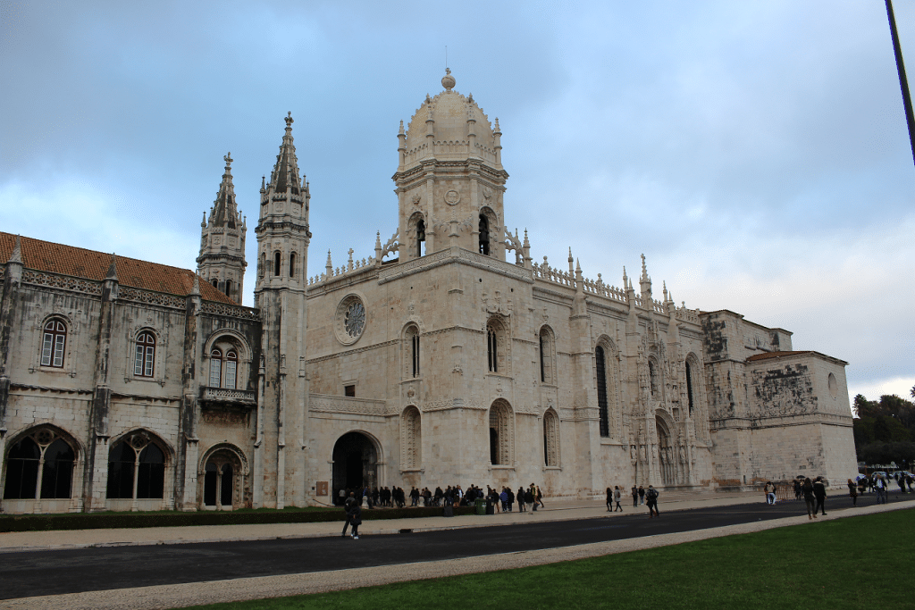 Monastery of Jerónimos, Portugal
