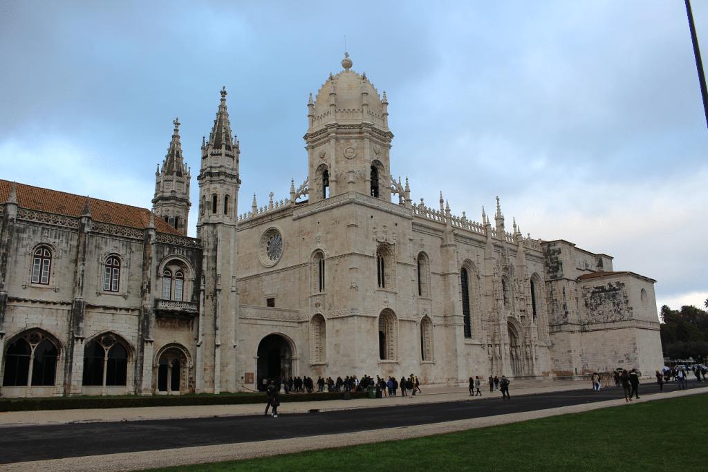 Pormenor do Mosteiro dos Jerónimos
