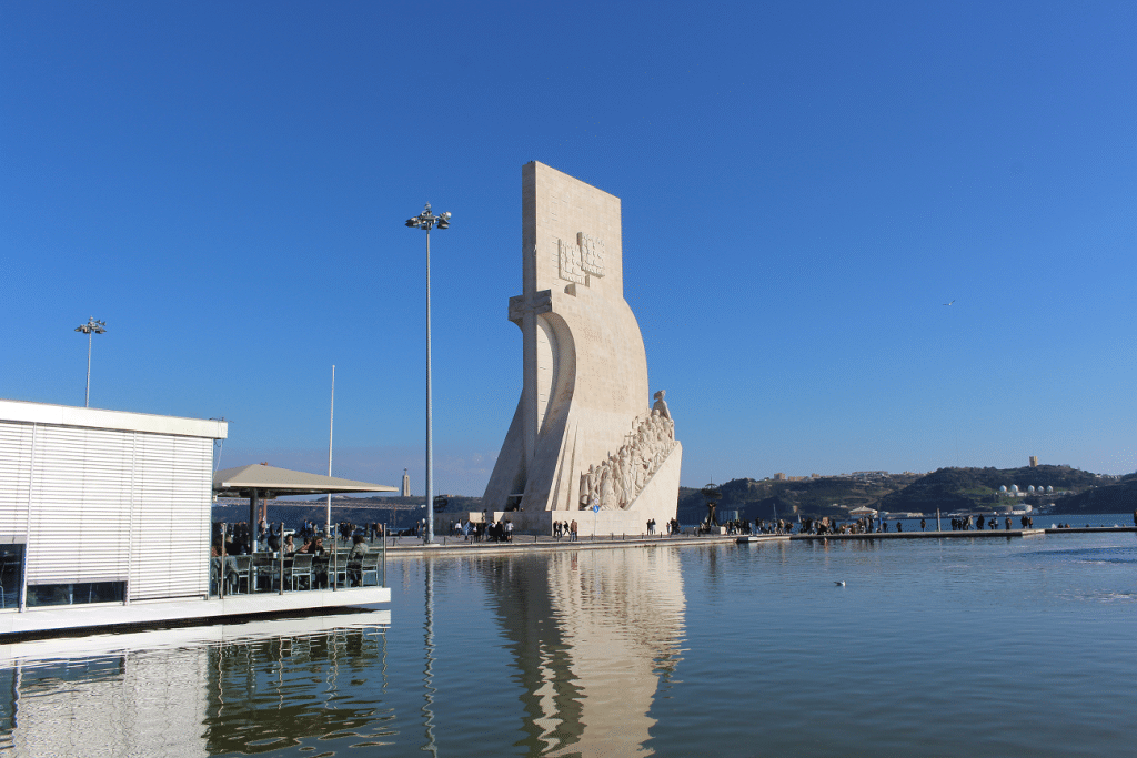 Discoveries monument, Portugal