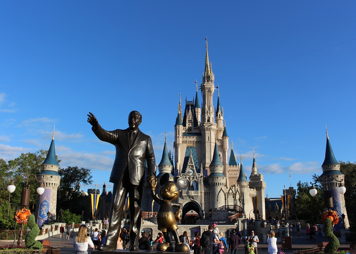 Do you ever been to Disney? Do you know who Walt Disney was? - Wandering life