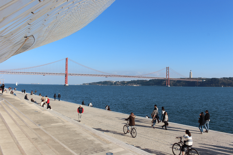 One day in Belém, in Lisbon of the Discoveries - Wandering life