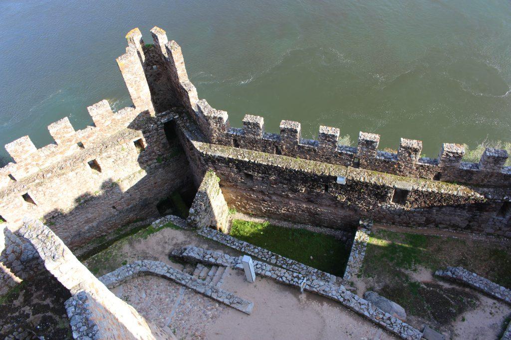 Castelo de Almourol, Vila Nova da Barquinha, Portugal