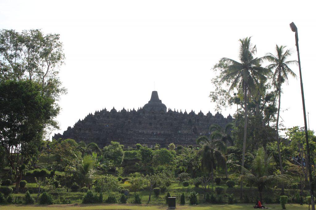 Templo de Borobudur, Java, Indonésia