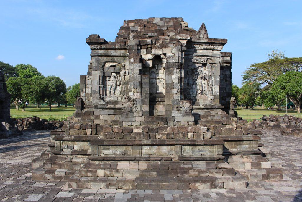 Lumbung Temple in Prambanan