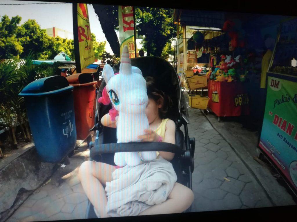 Como é viajar pela Indonésia com a Maria de 3 anos (convidado: o pai)
