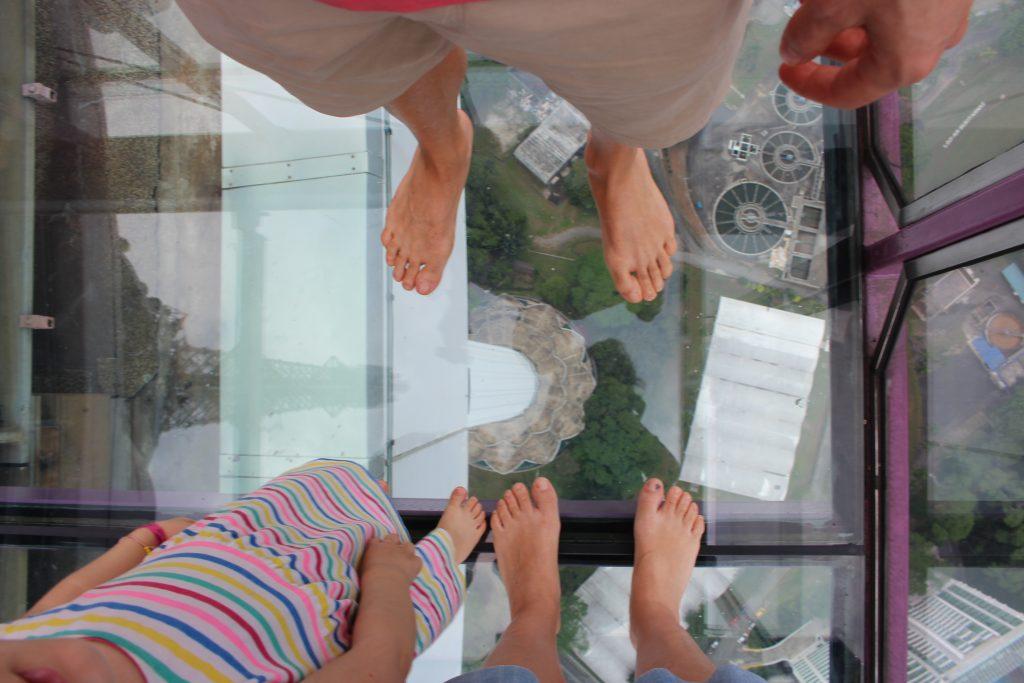 Sky Deck KL Tower, Malaysia