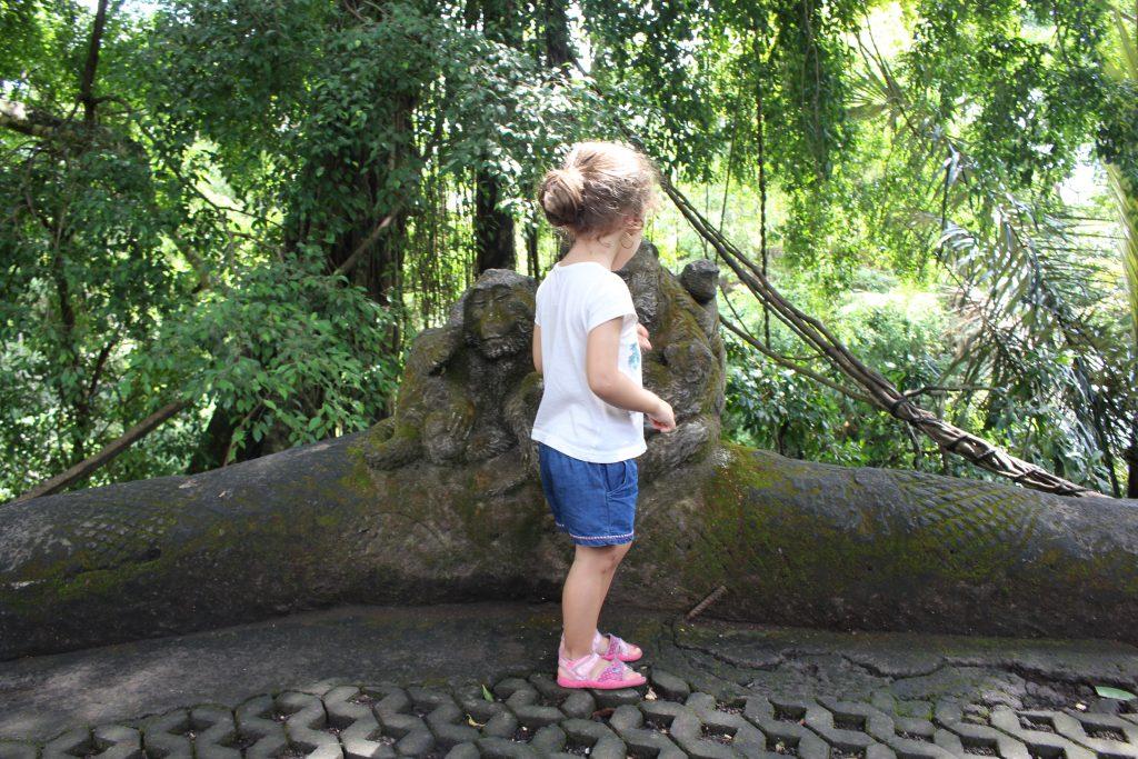Ubud Monkey Forest, Indonesia