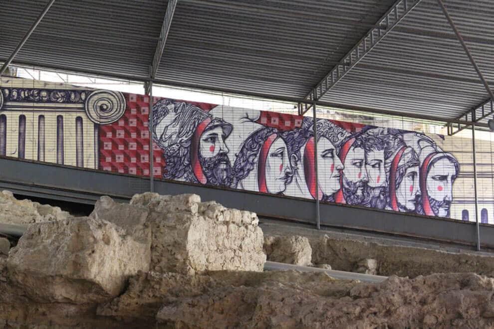 5 locais em Lisboa onde vai ver ruínas romanas