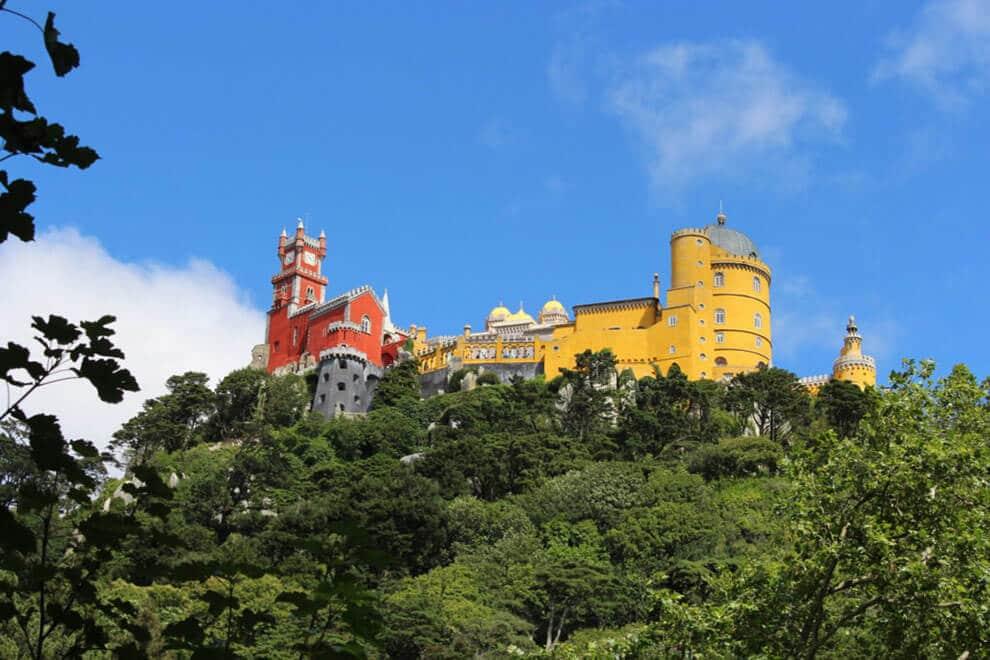 10 factos sobre o Parque e Palácio Nacional da Pena