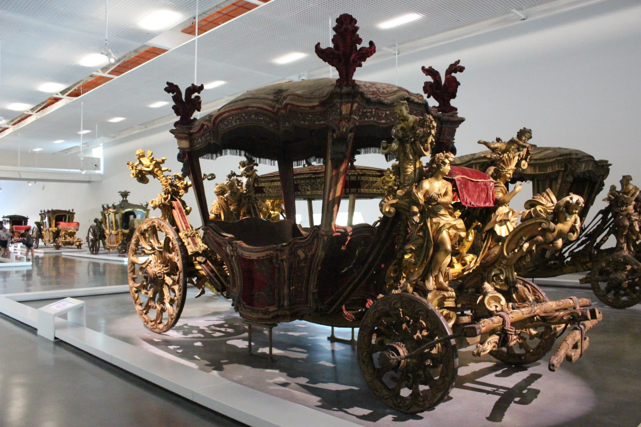 Coche da Coroação de Lisboa (Museu Nacional dos Coches)