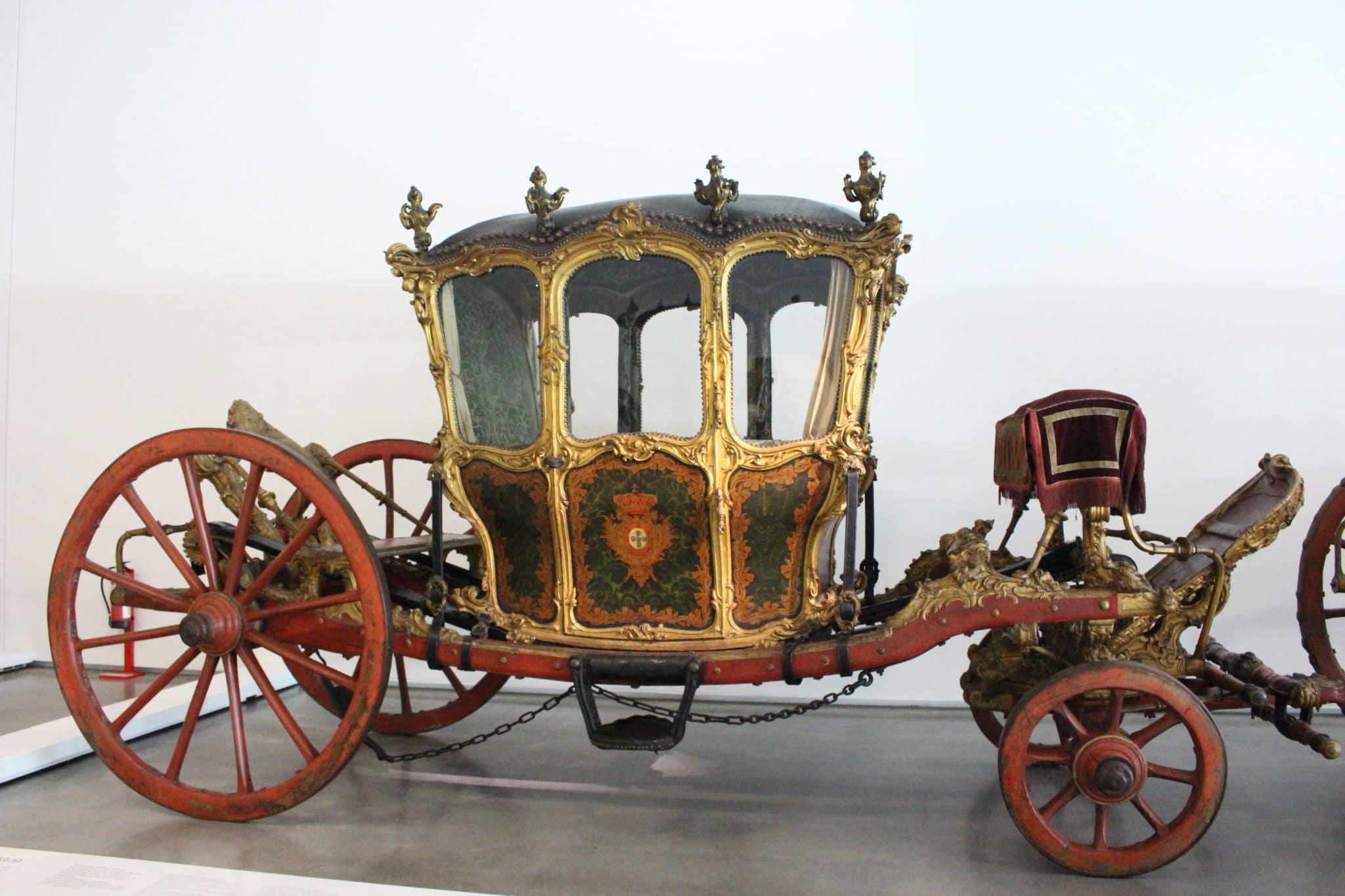 Berlinda da Casa Real (Museu Nacional dos Coches)