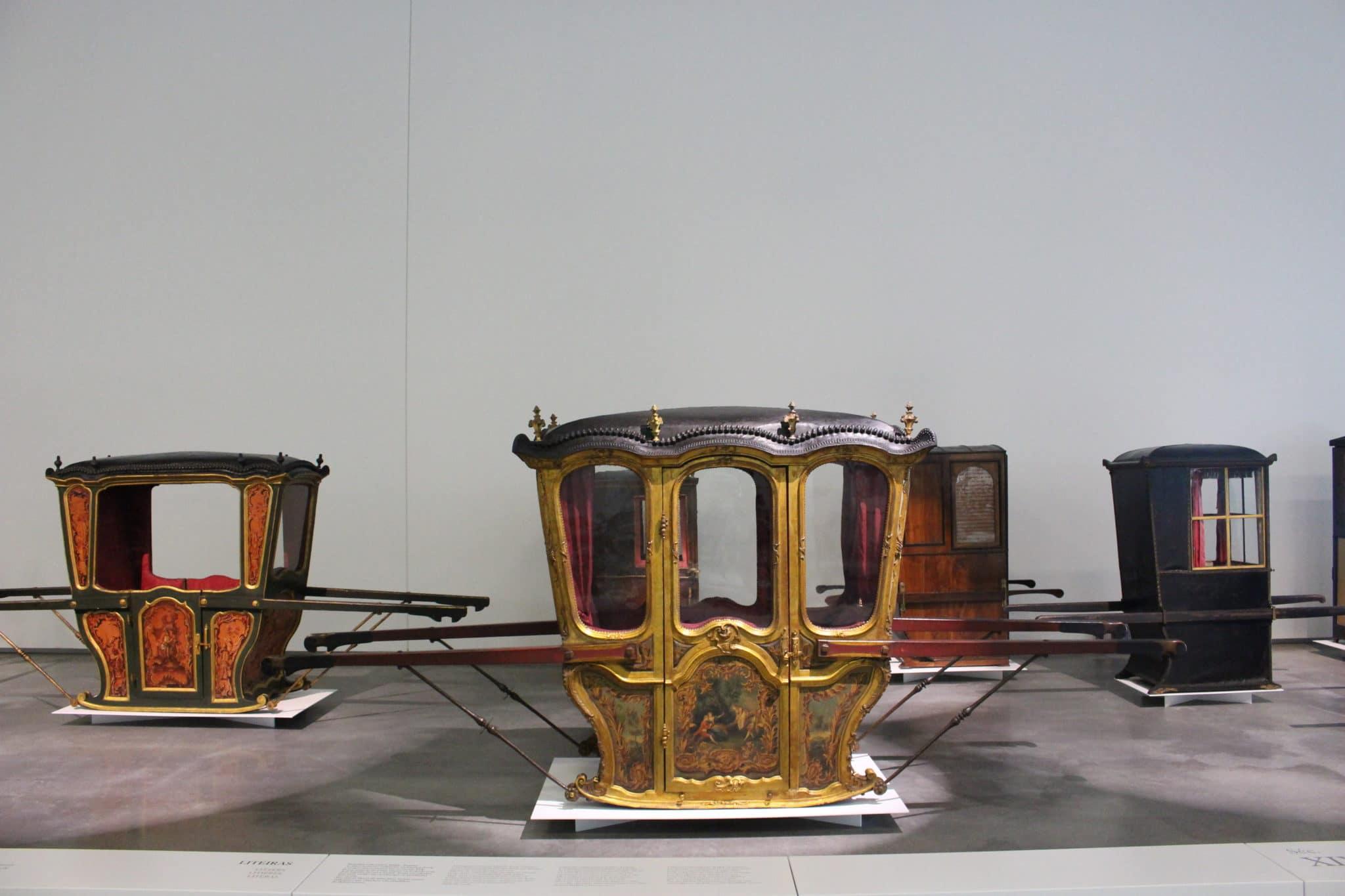 Liteiras (Museu Nacional dos Coches)