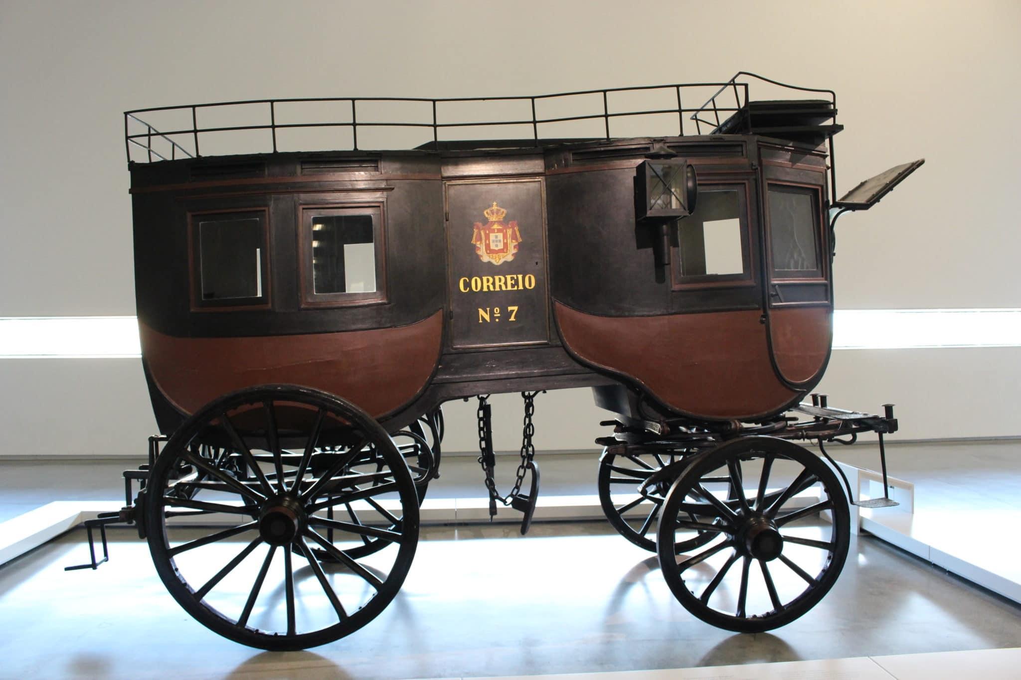 Mala Posta (Museu Nacional dos Coches)