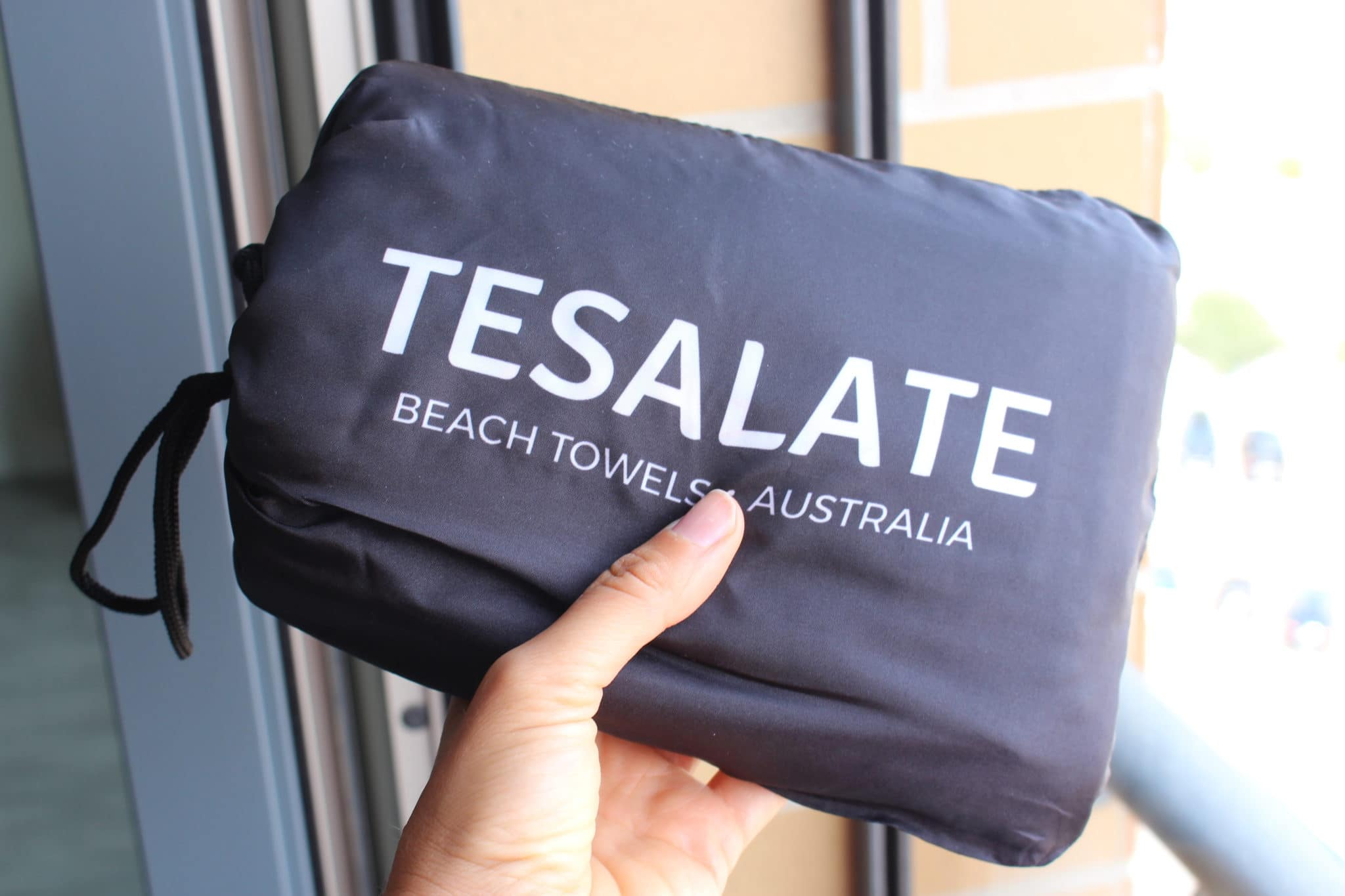 Bag where the towels come from Tesalate