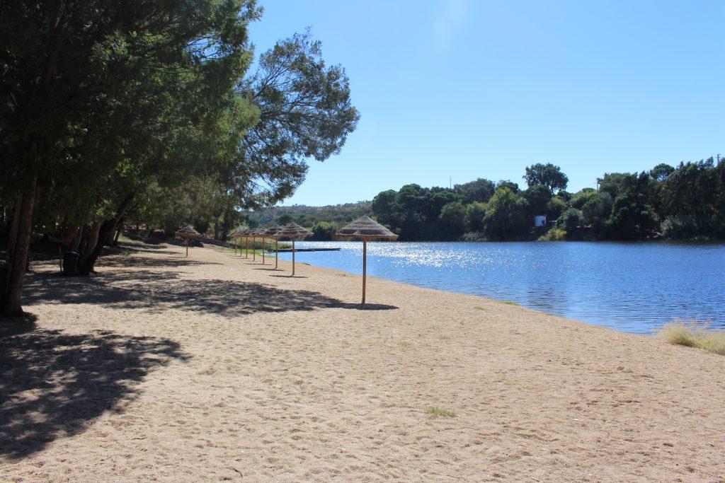 Praia Fluvial do Gameiro, Fluviário de Mora, Mora