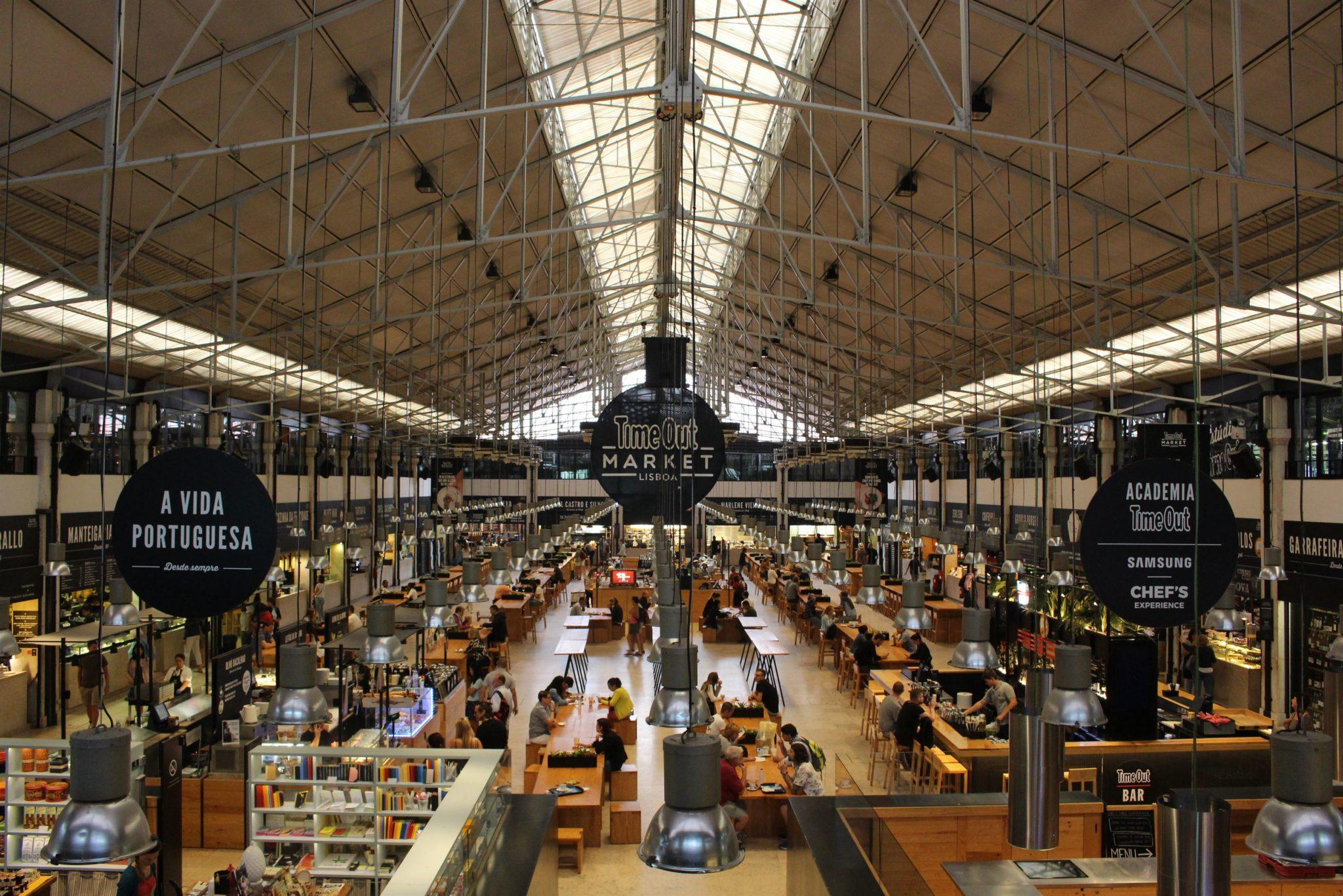 Mercado da Ribeira (Lisboa)