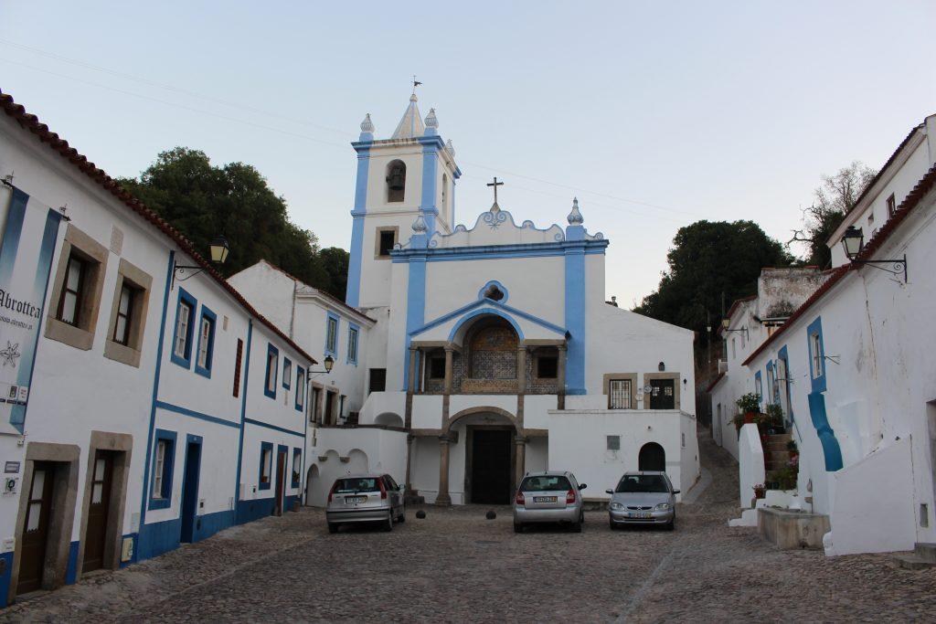 Santuário de Nossa Senhora das Brotas, Mora