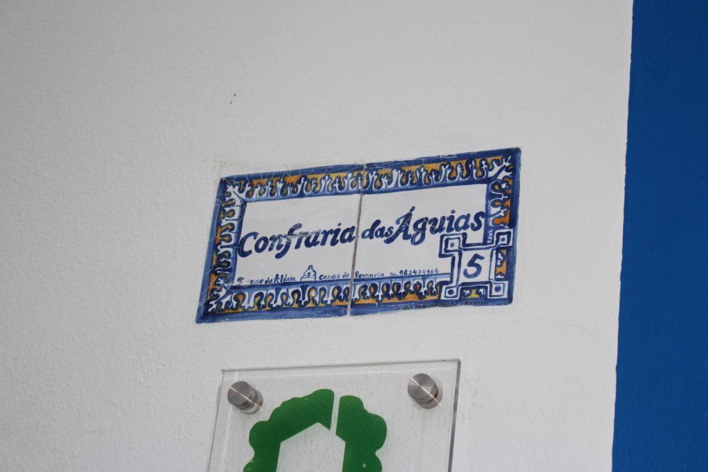 Antiga Confraria das Águias, Brotas, Mora