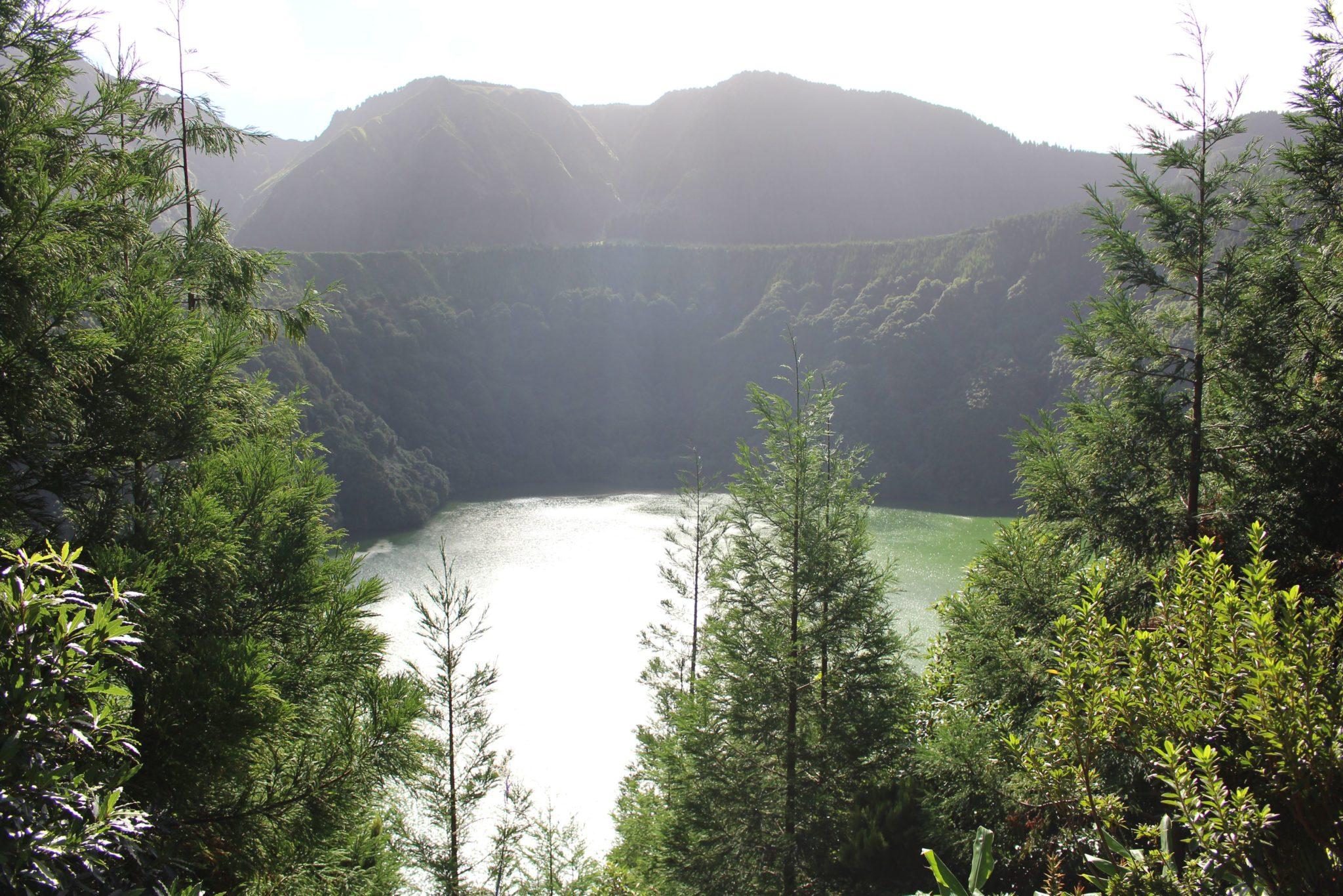 Lagoa de Santiago, S. Miguel, Açores